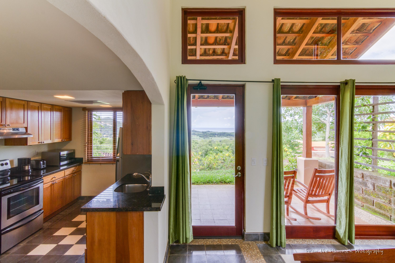 Kitchen at Palermo Hotel and Resort San Juan del Sur, Nicaragua