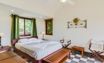 Master Bedroom at Palermo Hotel and Resort San Juan del Sur, Nicaragua