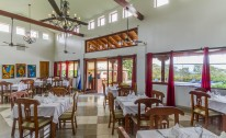 Terraza de palermo restaurant at Palermo Hotel and Resort San Juan del Sur, Nicaragua