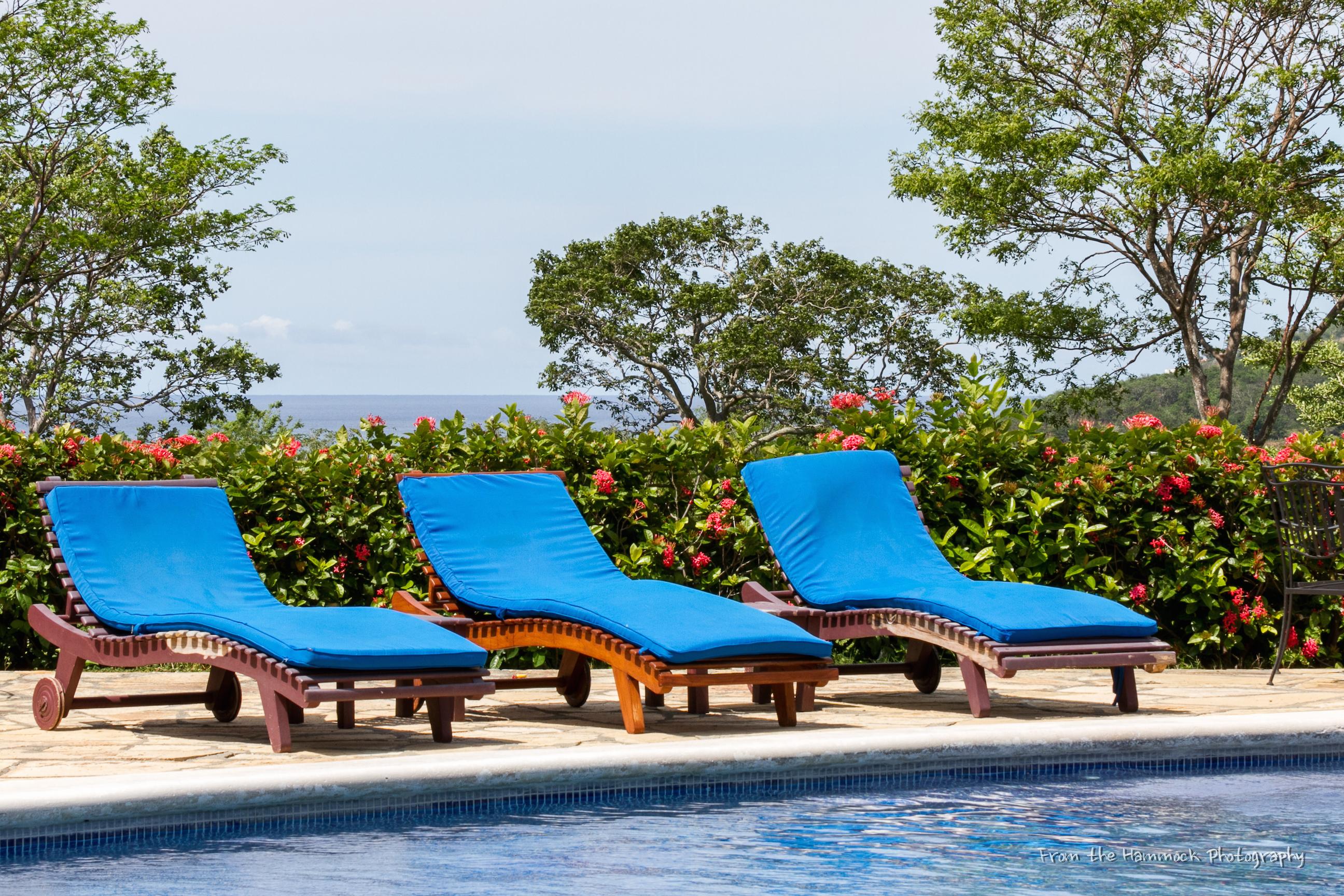 Pool at Palermo Hotel and Resort San Juan del Sur, Nicaragua